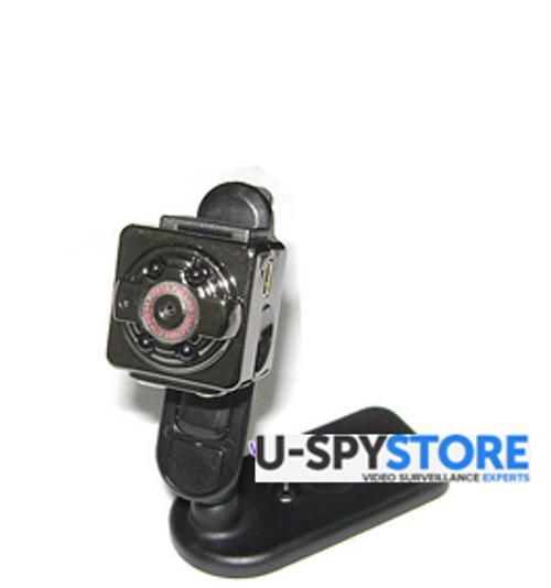 Mini 1080P Cube Camera