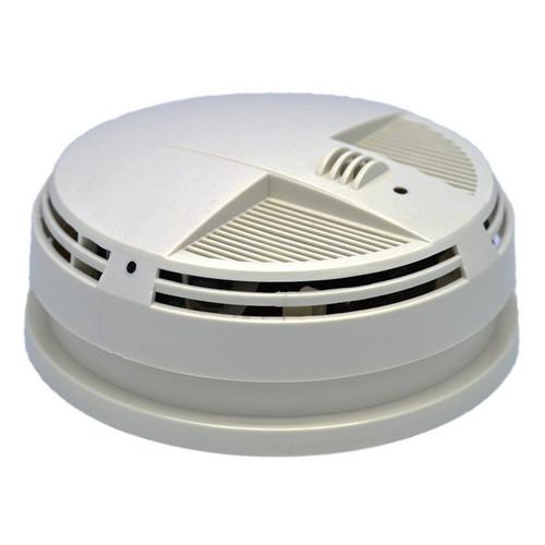 Xtreme Life 4K Night Vision Smoke Detector (Side View) Hidden Camera