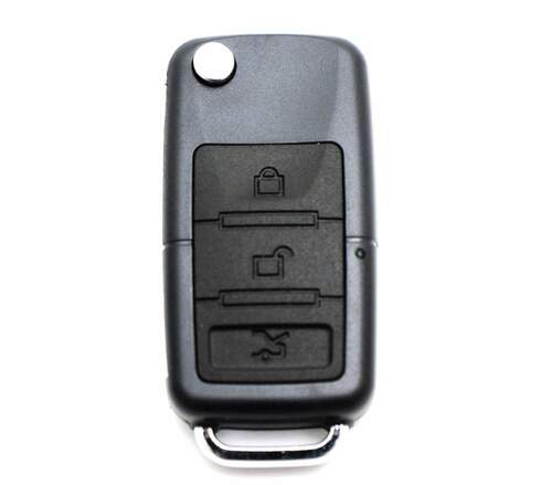 Keychain Hidden Spy Camera