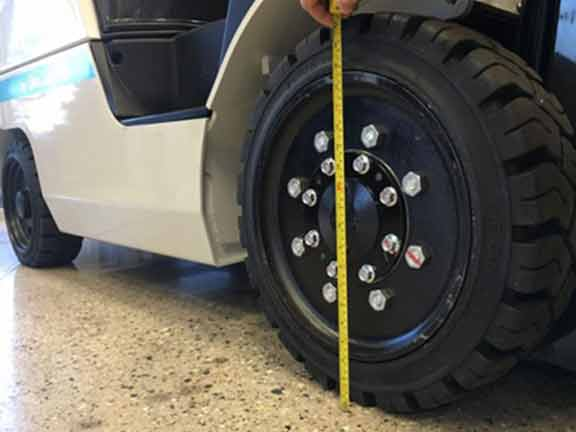 Forklift Tires Maintenance - Absolute Lift Parts