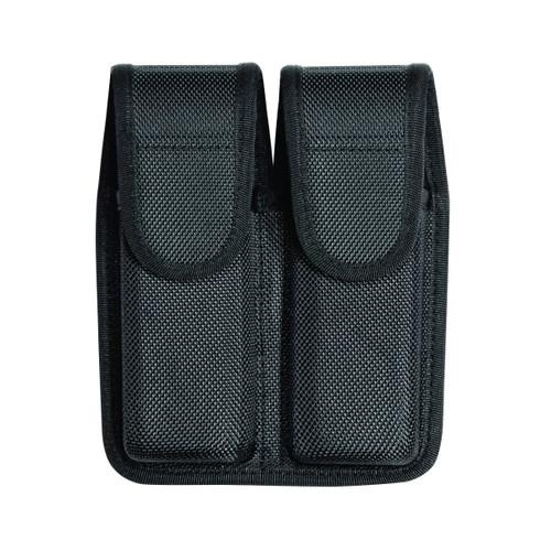 """Ballistic Closed Double Magazine Case (Fits 2-1/4"""" Belt)"""