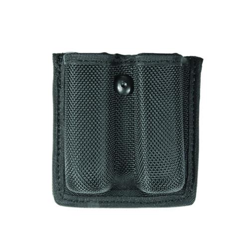 "Ballistic Open Double Magazine Case, Medium (Fits 2-1/4"" Belt)"