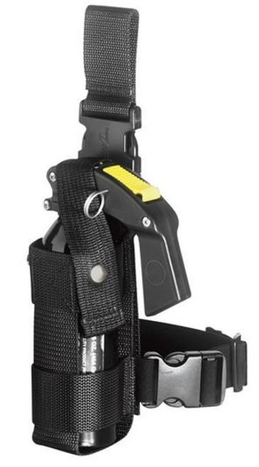"Ballistic OC Pepper Spray Holder Fits MK-9 (13oz/ Fits 2-1/4"" Belt)"