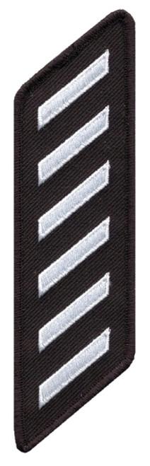 """HASHMARK, Six Stripes, 2"""" Stripe (NY)"""
