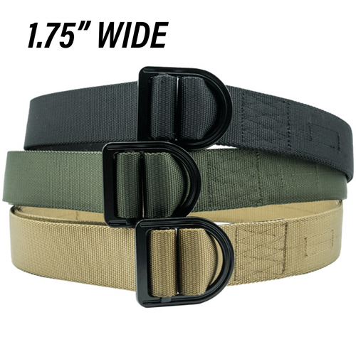 "Tactical Duty Belt 1.75"""