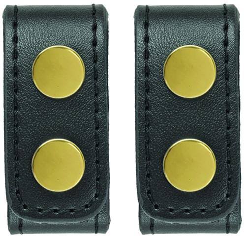 """AirTek Deluxe Belt Keepers 2 Pack, Deluxe 1-1/8"""""""