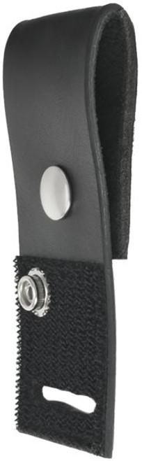 AirTek Leather Epaulet Shoulder Mic Holder