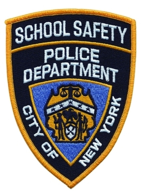 NEW YORK POLICE DEPARTMENT SCHOOL SAFETY