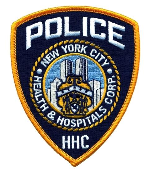 POLICE - NEW YORK HEALTH + HOSPITALS