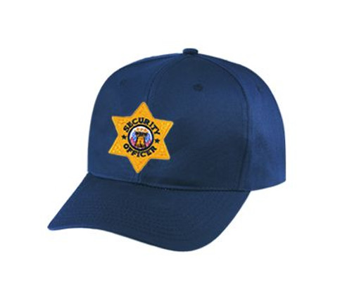 SECURITY OFFICER Cap