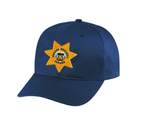 PRIVATE SECURITY OFFICER Cap
