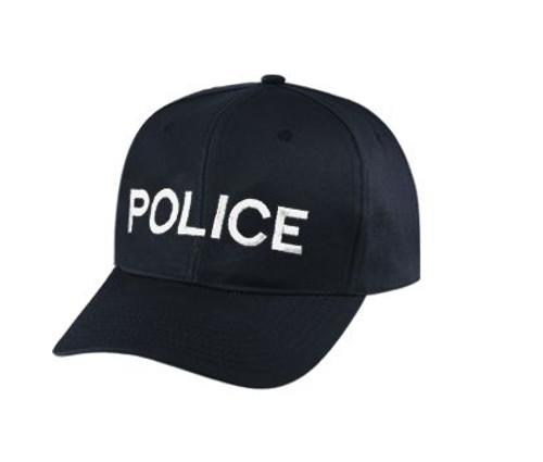POLICE Cap,  Adjustable