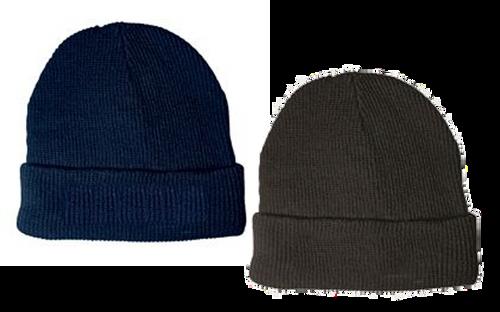 Blank Watch Cap, Fleece, One Size Fits All