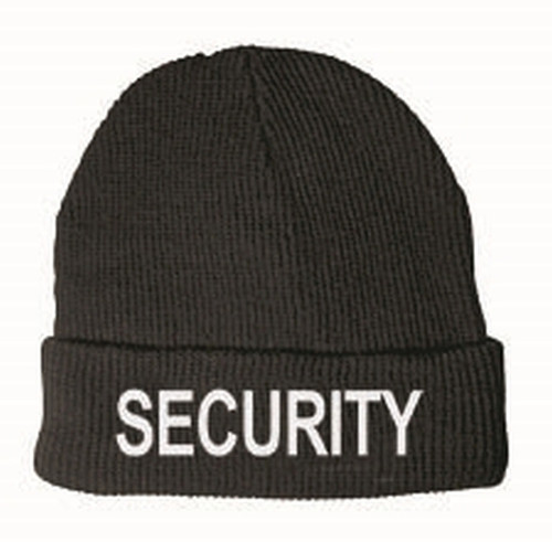 SECURITY Watch Cap, Fleece, One Size Fits All