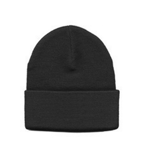 Blank Watch Cap, One Size Fits All