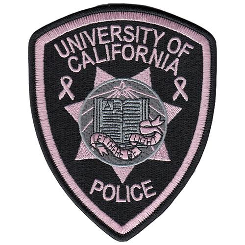"Pink Line - University of California PolicePINK, 4 x 5"""