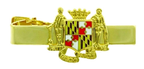 Maryland Tie Bar, 18mm