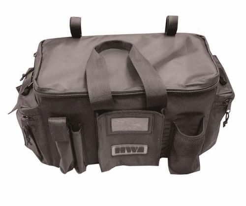 Ballistic Utility Duffel Bag, Black, Universal