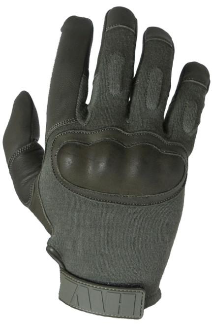 Hard Knuckle Tactical Glove, Sage