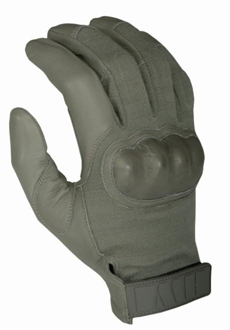 Berry Compliant Hard Knuckle Glove, USA Made, FR, Foliage