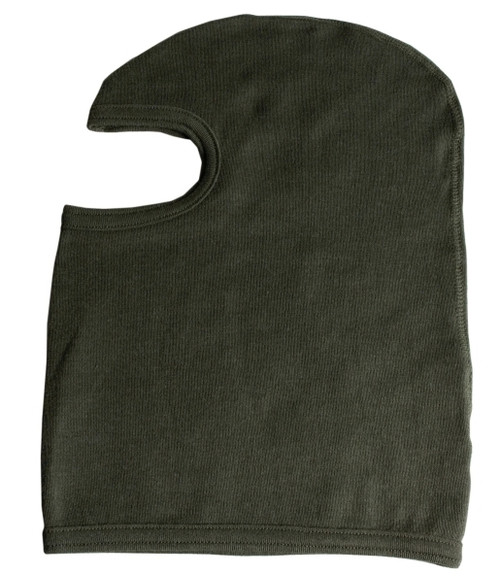 Heavy Weight Nomex Hood, Black, One Size Fits All