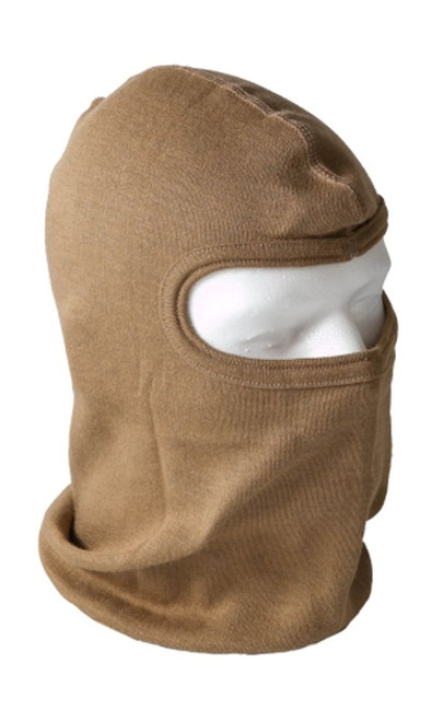 Heavy Weight Nomex Hood, Coyote Tan, One Size All