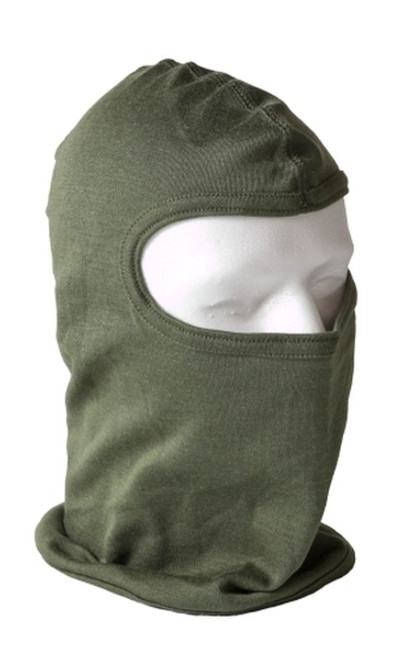 Heavy Weight Nomex Hood, Sage, One Size Fits All