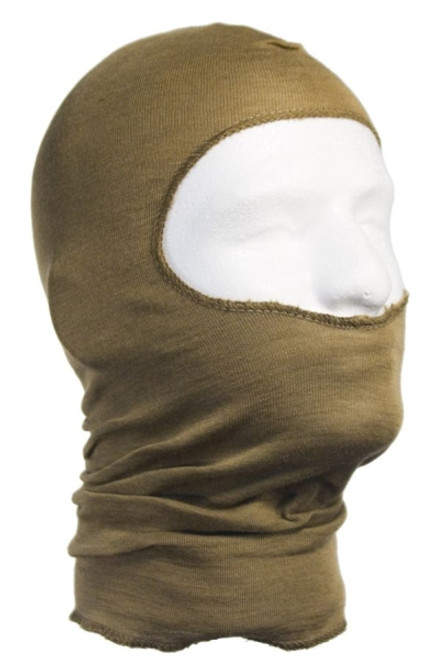 Lightweight Nomex Hood, Coyote Tan, One Size Fits All