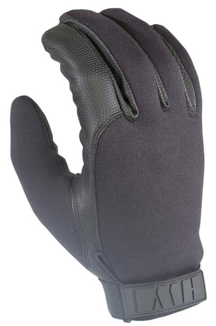 Neoprene Duty Glove Lined, Black