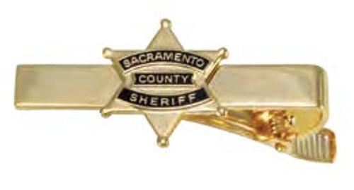 """SACRAMENTO COUNTY SHERIFF Tie Bar, 2x5/16"""""""