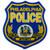 """PHILADELPHIA POLICE Patch, 4 x 4-3/8"""""""
