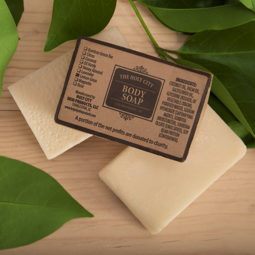 Holy City Skin Products bar soap