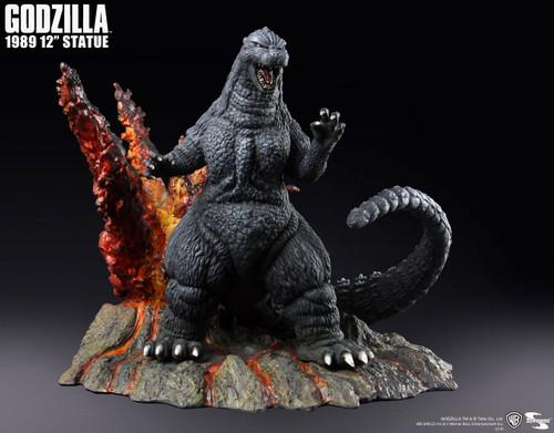 Godzilla 1989 - Limited Edition Statue - Polystone Resin