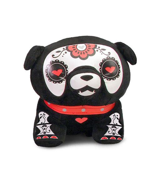 Skelanimals Day of the Dead Maxx (Bulldog) Mini Plush