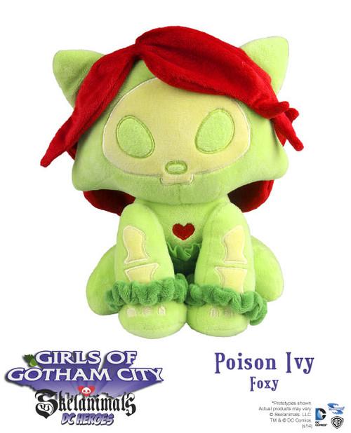 Skelanimals / DC Heroes Poison Ivy Plush