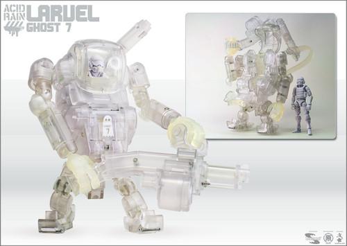 Acid Rain Laurel Ghost 7