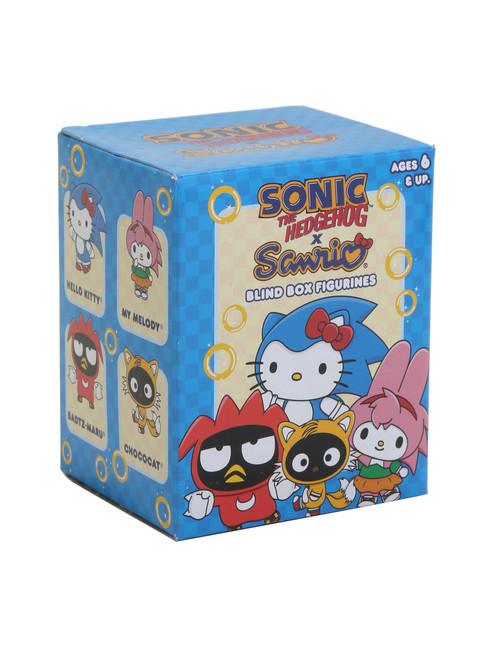 Sonic x Sanrio Blind Box Figure