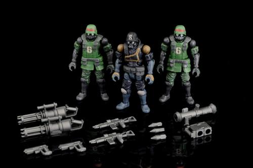 B2Five K6 Jungle Soldiers