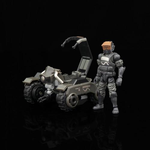 Comic Con 2017 Exclusive: B2Five Stealth MK1e  set