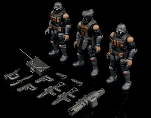 B2Five Bucks Team Trooper Set