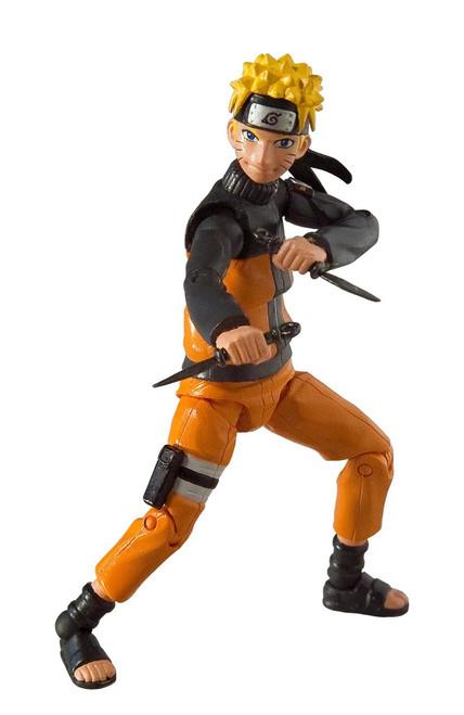 Naruto Shippuden Poseable Action Figure - Naruto