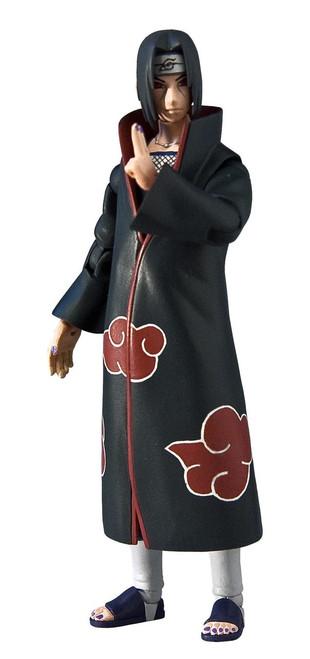 Naruto Shippuden Poseable Action Figure - Itachi