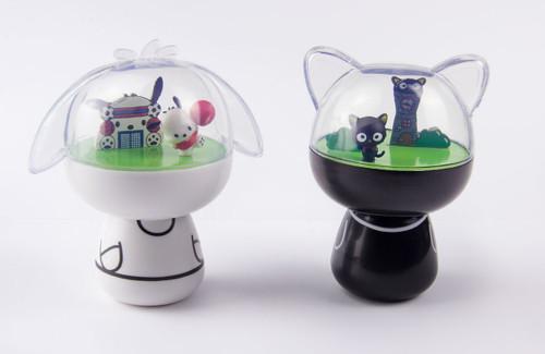 Hello Sanrio Exclusive Two-Pack Set - Pochacco & Chococat