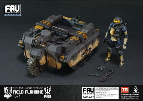 Acid Rain Field Flakbike FB7f