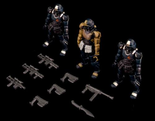 B2Five Abaddon Trooper Set