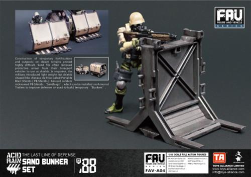 Acid Rain Sand Bunker Set