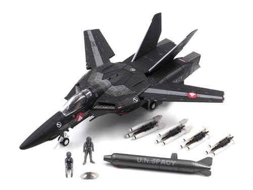 Macross Calibre Wings 1:72 VF-1S Fighter Valkyrie STEALTH - 2020 CONVENTION EXCLUSIVE PRE-ORDER