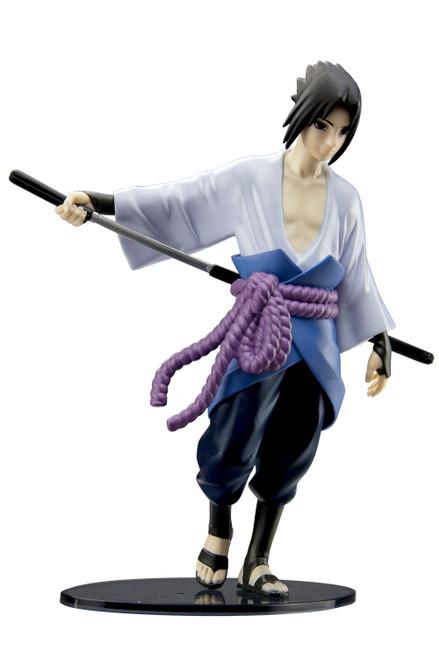 "Deluxe 6"" PVC Statue: Sasuke"