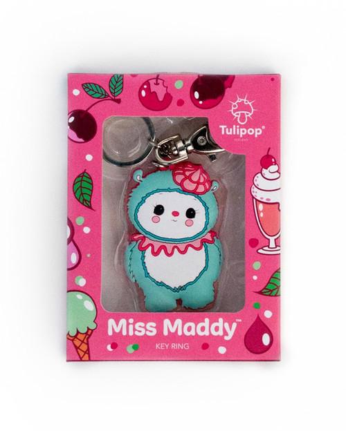 Tulipop Vinyl Keychain - Miss Maddy