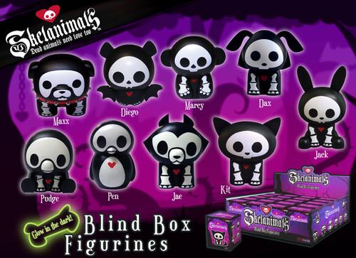 Skelanimals Blind Box Series 3 Figurine